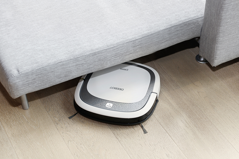 Slim, linked up and thorough – ECOVACS Robotics launches the DEEBOT SLIM2 with App navigation
