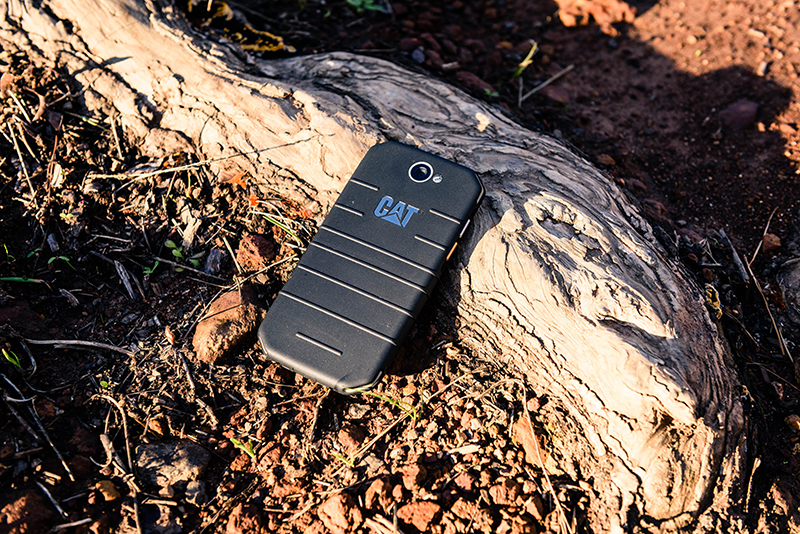 Built to Survive – the New, Rugged, Cat S31 Smartphone